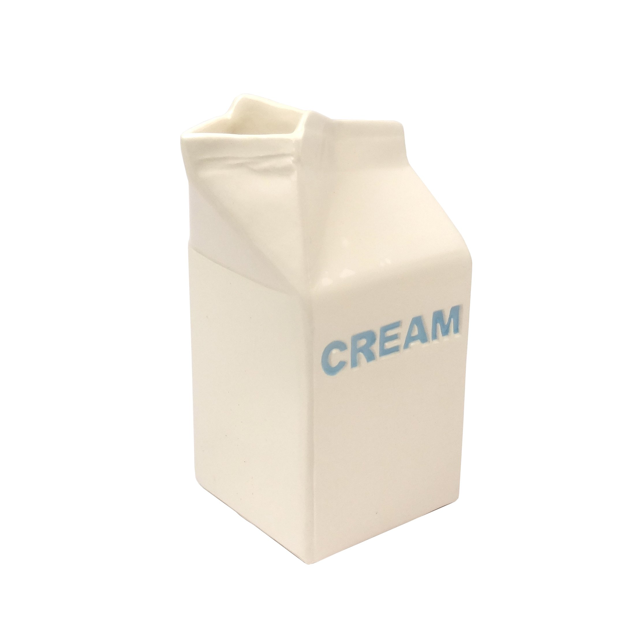 Cream Carton Jug in Blue (1)