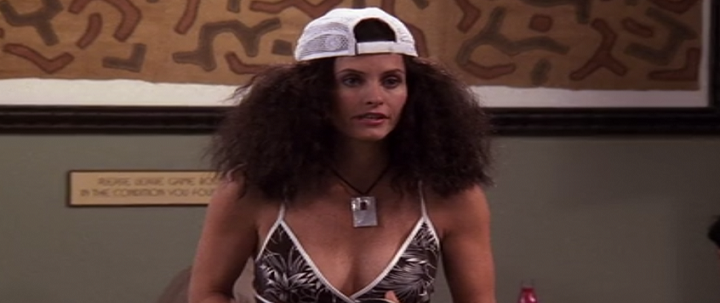 """It's the humidity!"""