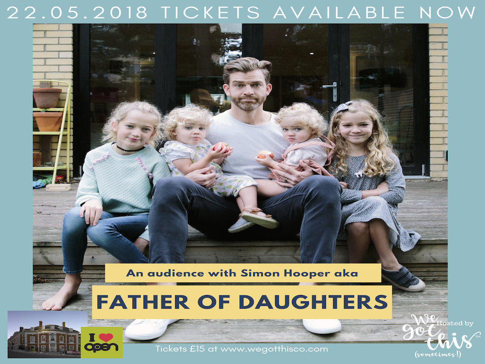 father of daughters dad 4 girls
