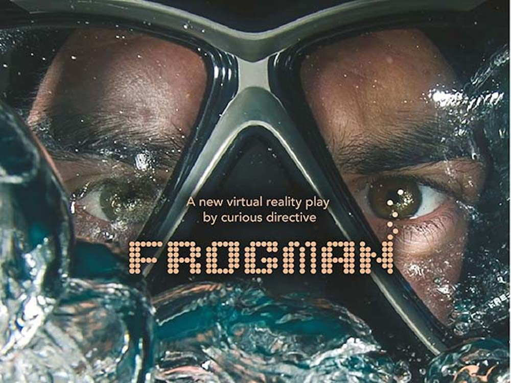 frogman space goggles