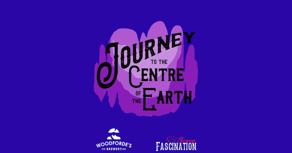 purple sign journey to the centre of the earth