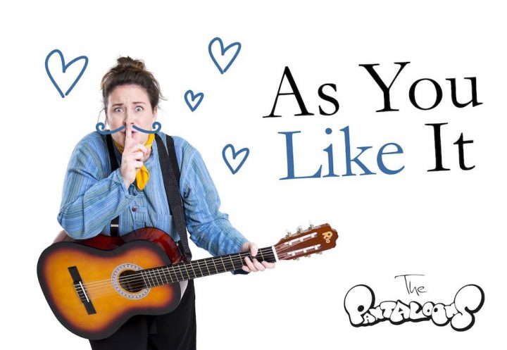 as you like it guitar