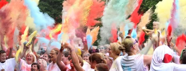 Each Colour Dash
