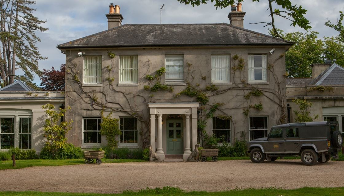 the pig hotel grand house