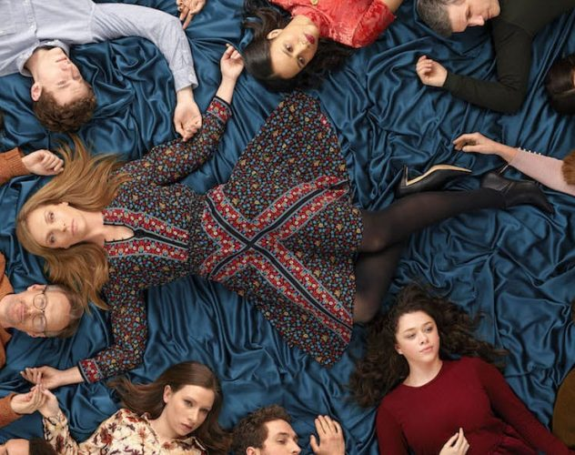 group of people laying on the floor
